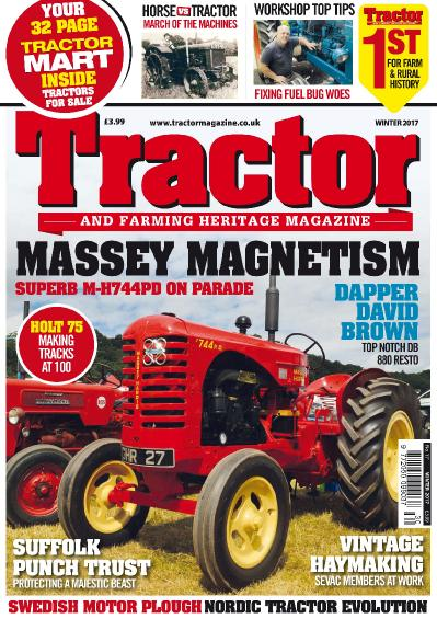 Tractor & & Farming Heritage  Winter (2017)