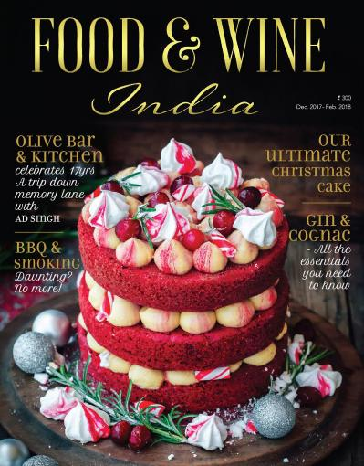 Food & & Wine India  December (2017)
