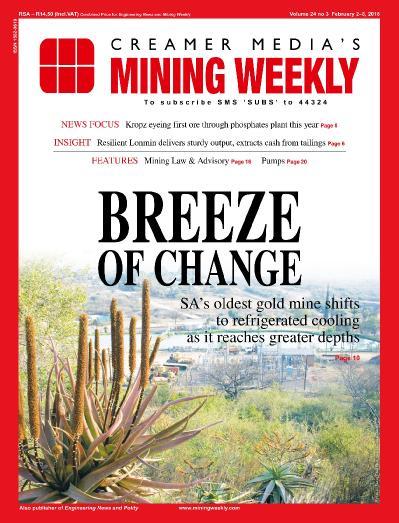 Mining Weekly  February 02 (2018)