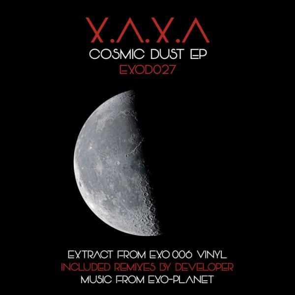 X A X A Cosmic Dust Ep  (2019) Wav