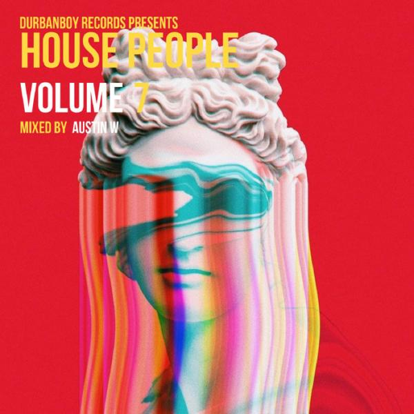 Va House People Vol 7 Mixed By Austin W Dbr32  (2019) Bf