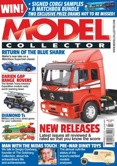 Model Collector   July (2019)