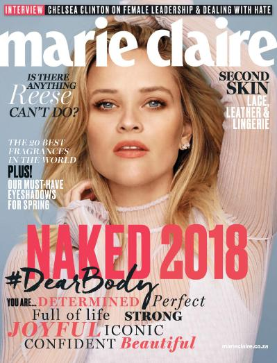 Marie Claire South Africa   September (2018)