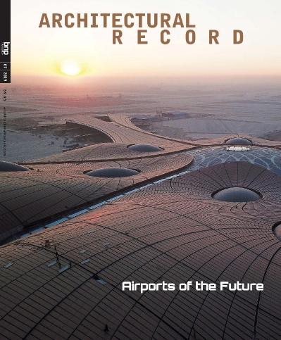 Architectural Record  July (2019)