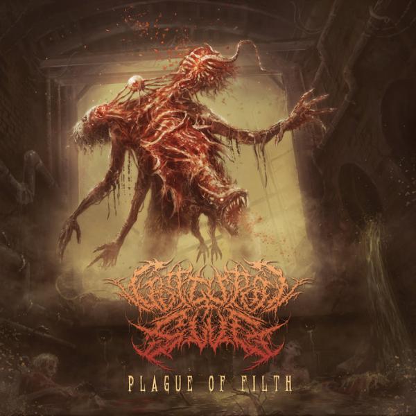 Guttural Slug Plague Of Filth  (2019) Utp