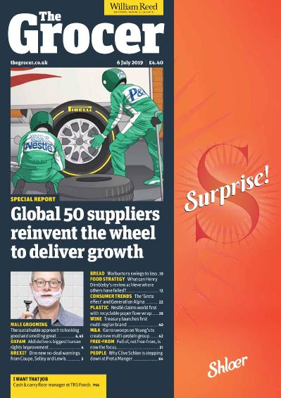 The Grocer  06 July (2019)