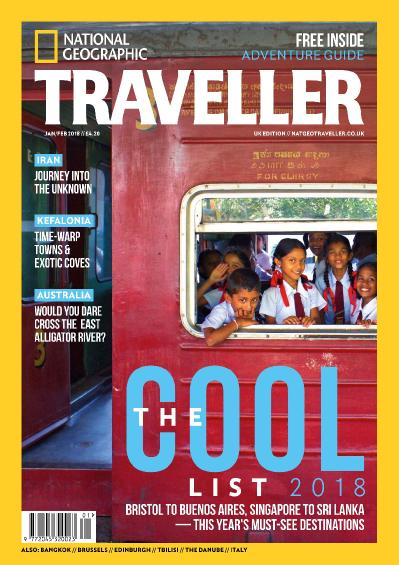 National Geographic Traveller UK  January February (2018)