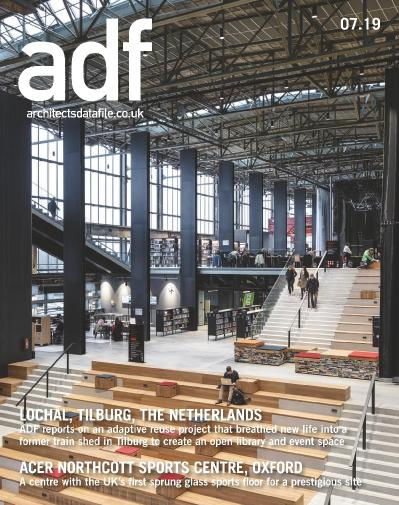 Architects Datafile ADF  July (2019)