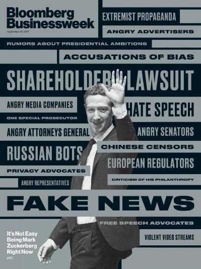 Bloomberg Businessweek USA  September 25 (2017)