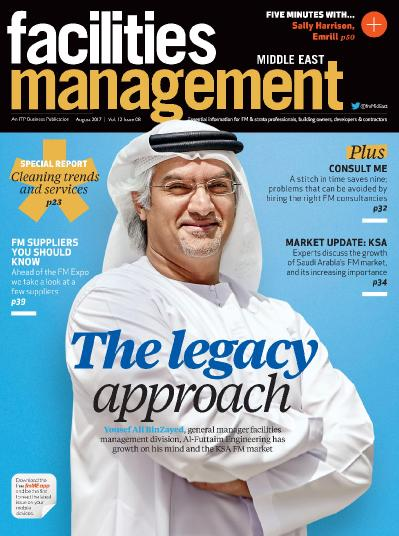 Facilities Management Middle East  August (2017)