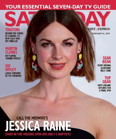 Saturday Magazine  February 16 (2019)