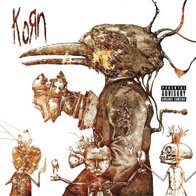 Korn - Untitled (Japan Special Edition) (2007) FLAC