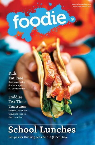 Foodie Magazine   September (2014)