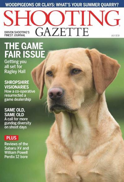 Shooting Gazette   July (2018)