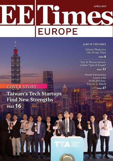 EETimes Europe   April (2019)