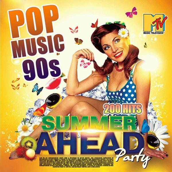 Summer Ahead  Party Pop Music 90s