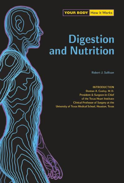 Digestion and Nutrition Your Body   How It Works