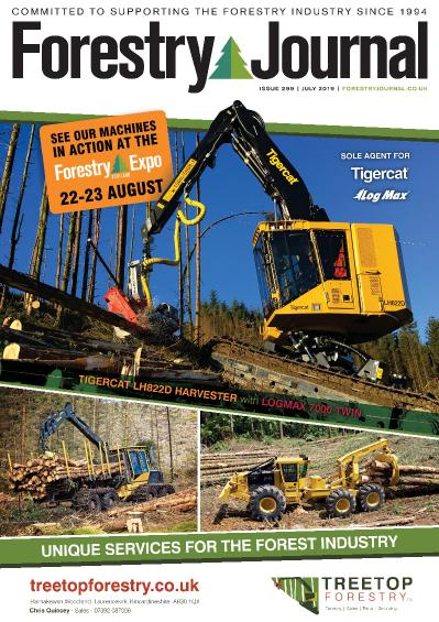 Forestry Journal  July (2019)
