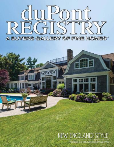 duPontREGISTRY Homes   September (2018)