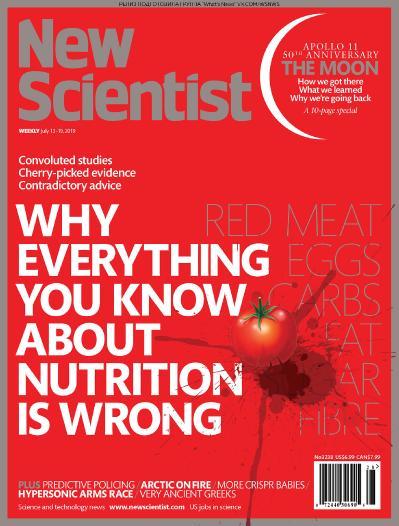 New Scientist   13 07 (2019)