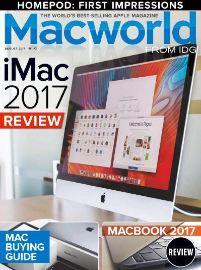 Macworld UK  August (2017)