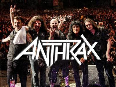 Anthrax - Дискография (1983-2018) ALAC