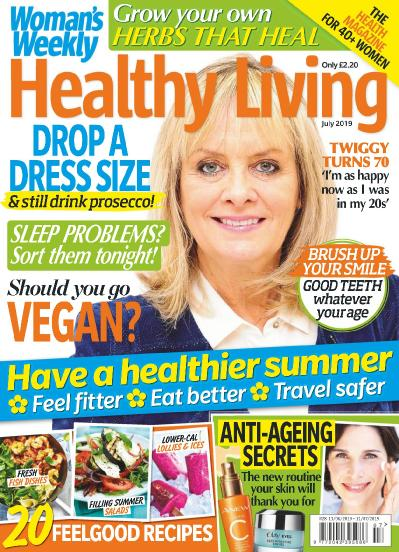 Woman ' s Weekly Living Series   July (2019)