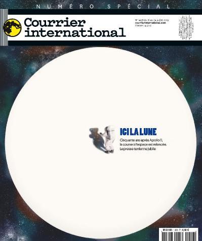 Courrier International N 1498 Du 18 Juillet (2019)