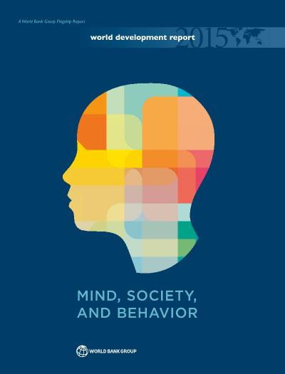 Mind, Society, and Behavior World Bank