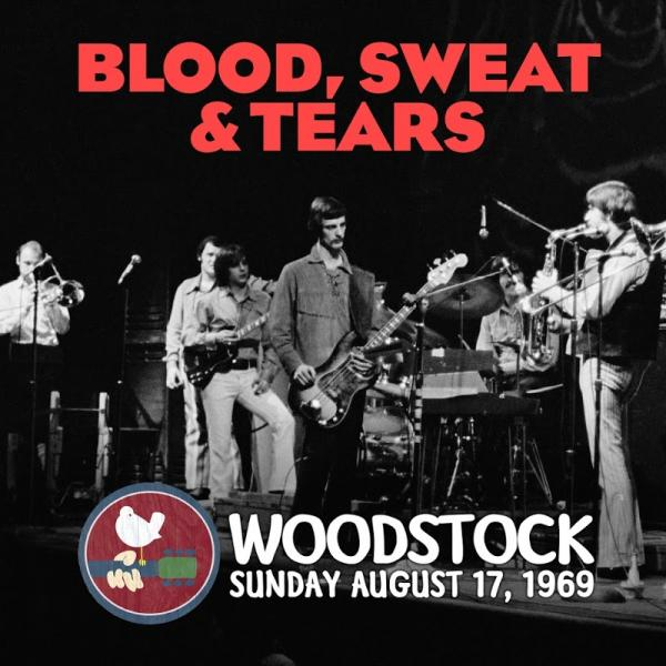 Blood Sweat and Tears Live at Woodstock  2019