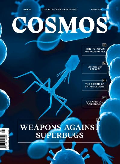 Cosmos Magazine  Winter (2017)