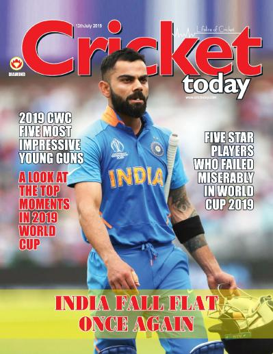 Cricket Today   13 July (2019)