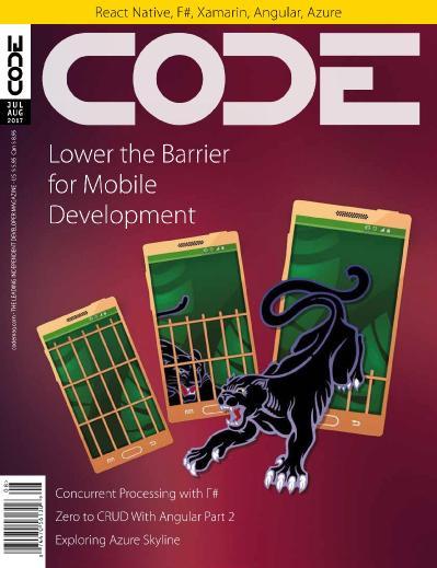 CODE Magazine  July August (2017)