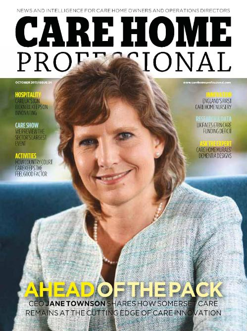 Care Home Professional  October (2017)