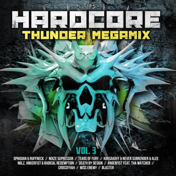 VA Hardcore Thunder Megamix Vol 3 2018