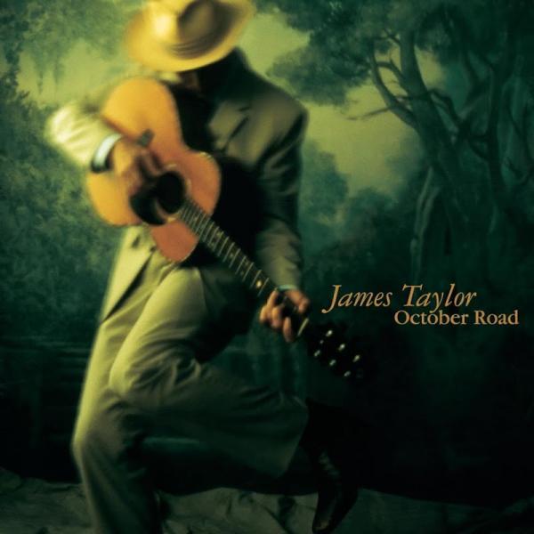 James Taylor October Road Special Edition  2008