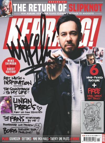 Kerrang !   March 09 (2019)