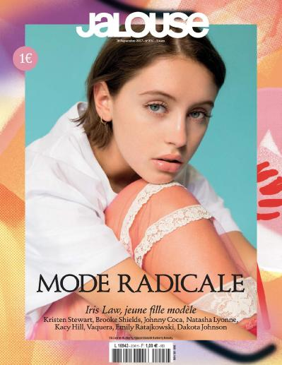 Jalouse Mode Radicale  18 Septembre (2017)