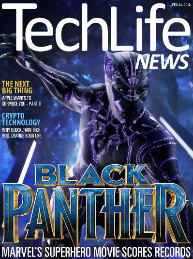 Techlife News   24 February (2018)