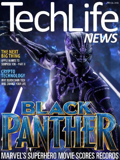 Techlife News   24 February (2018)