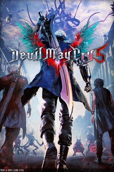 OST - Devil May Cry 5 [Casey Edwards, Kota Suzuki, Hiromitsu Maeba] (2019) FLAC скачать торрентом
