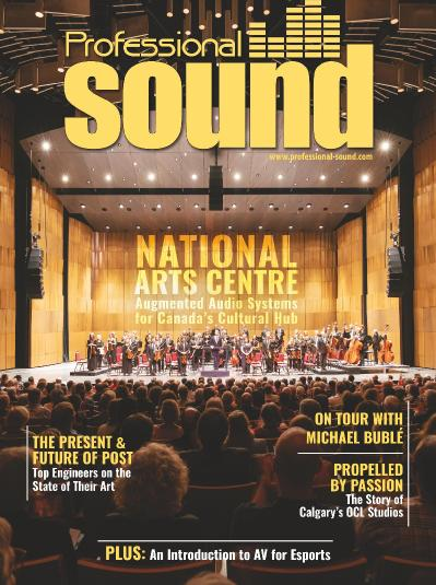 Professional Sound   August (2019)