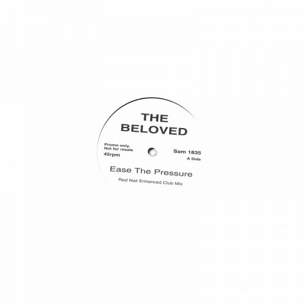 The Beloved Ease The Pressure Derrick Carter and Chris Nazuka Red Nail Remixes NEW...