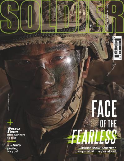 Soldier   April (2019)