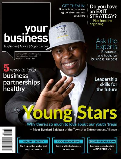 Your Business   June 01 (2018)