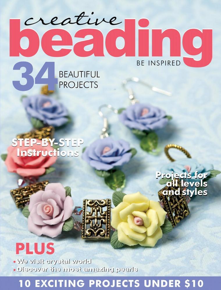 Creative Beading [True PDF] - Volume 16