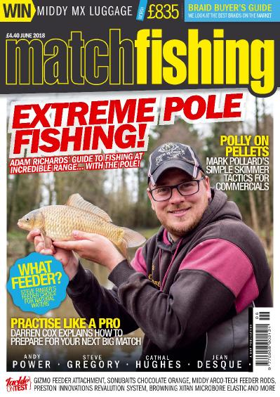 Match Fishing  June (2018)