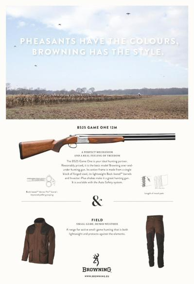 Shooting Times & Country   07 August (2019)