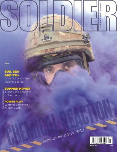 Soldier   August (2019)