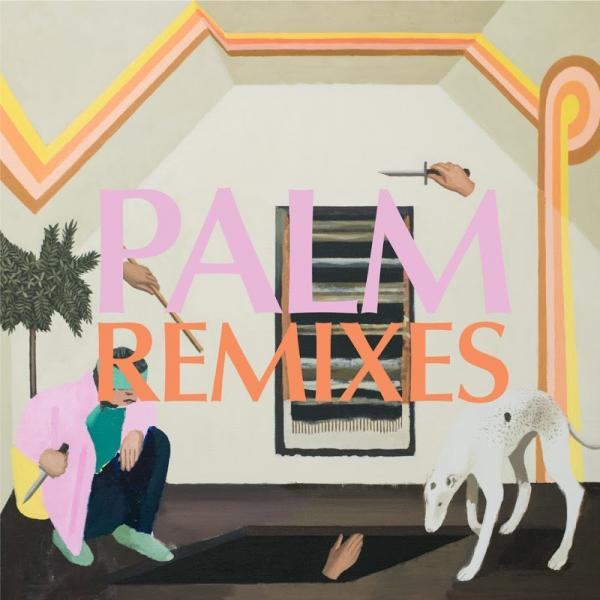 Palm Rock Island Remixes CAKD61  2019